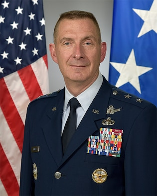 MAJOR GENERAL AARON M. PRUPAS