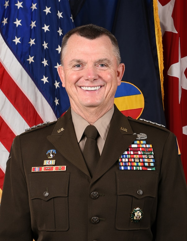 Gen. Paul E. Funk II, Commanding General, U.S. Army Training and Doctrine Command.