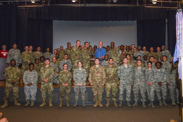 7th LRS receives multiple AFGSC, AF awards