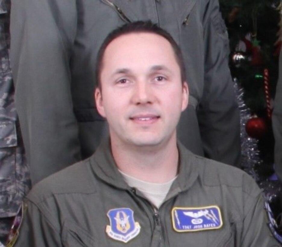 Capt Joshua Bates