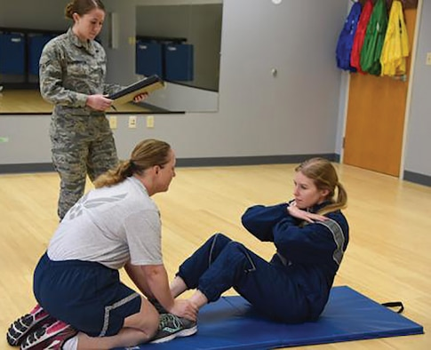 "Whether it be waiting to start a cardiorespiratory training regimen, transitioning to a strict low-caloric diet, or initiating an abrupt/drastic life style change, many Airmen have a tendency to go into ""preparation mode"" right before a PT test."