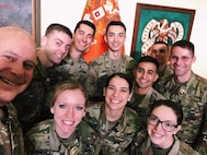Balancing it all: Signal Soldier sets goals and succeeds