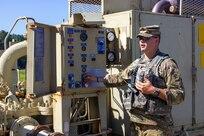 952nd Quartermaster Company Enhances Training with Perimeter Defense