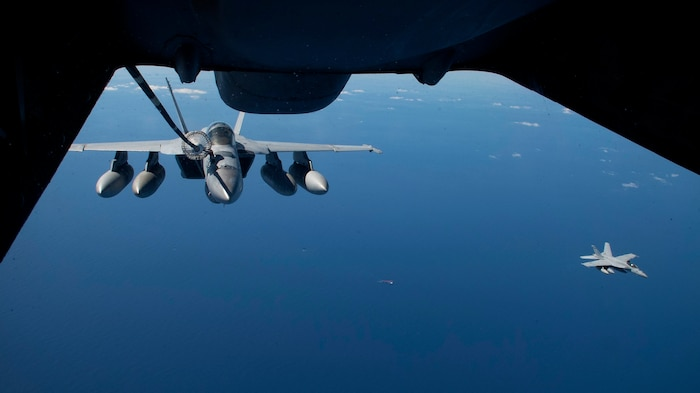 US, Australian Air Forces Conduct First Joint Air Refueling