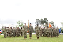 589th BSB activation ceremony for the Signal Company