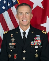Official photo of USSTRATCOM Chief of Staff Maj. Gen. Randy Taylor