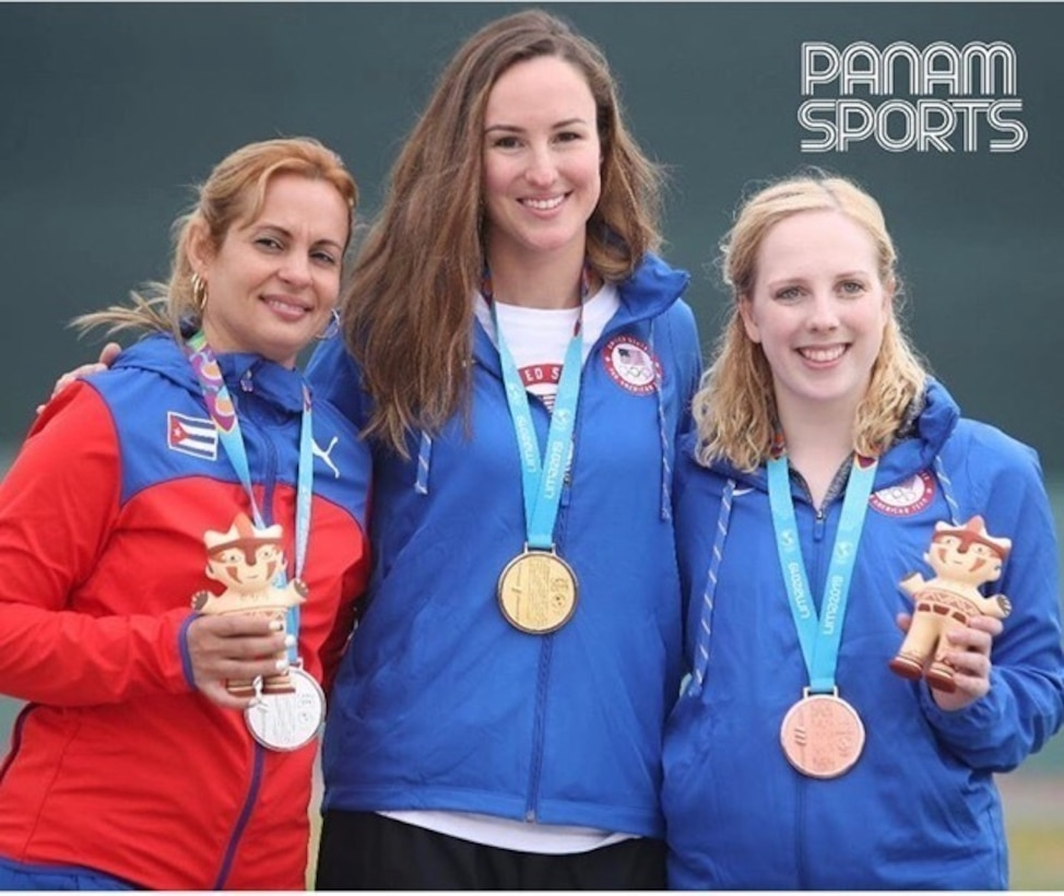 Soldiers help Team USA secure medals & Olympic quotas at Pan American Games