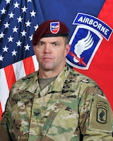 COL Ken Burgess Commader of the 173rd IBCT (A)