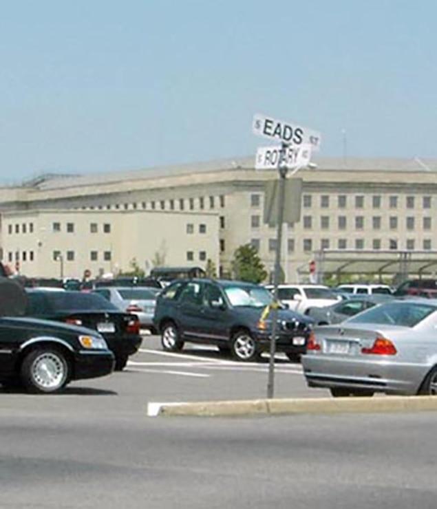 Pentagon Parking