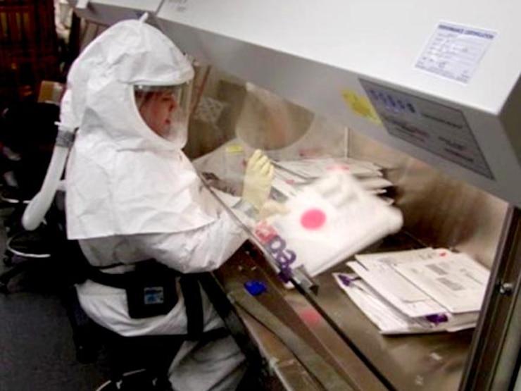 lab lady