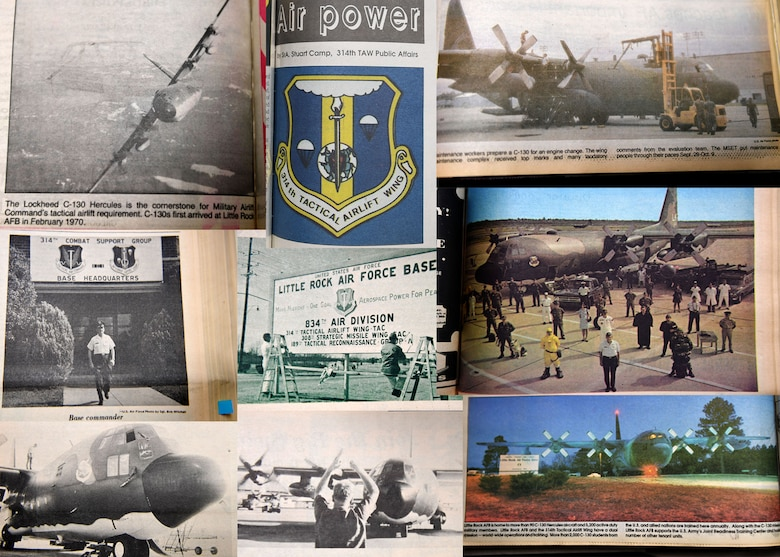 314th AW: How LRAFB became 'Home of Herk Nation' > Little Rock Air