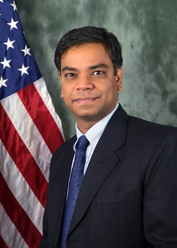 Dr. Vikas Varshney of the Air Force Research Laboratory is one of four AFRL personnel chosen to receive the 2019 Society of Asian Scientists and Engineers award.