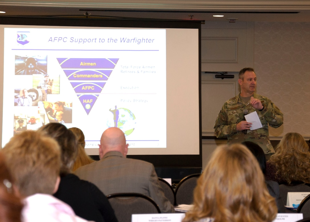 AFPC hosts 2019 Civilian Personnel Training Summit