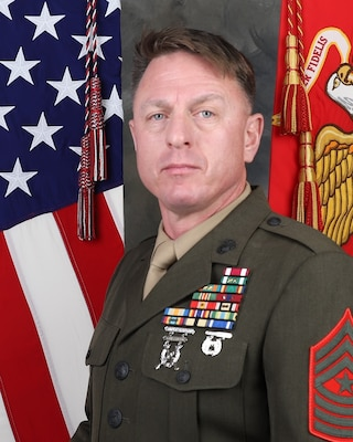 Sergeant Major, 4th Marine Aircraft Wing Site Support
