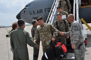 Niagara maintainers return from deployment