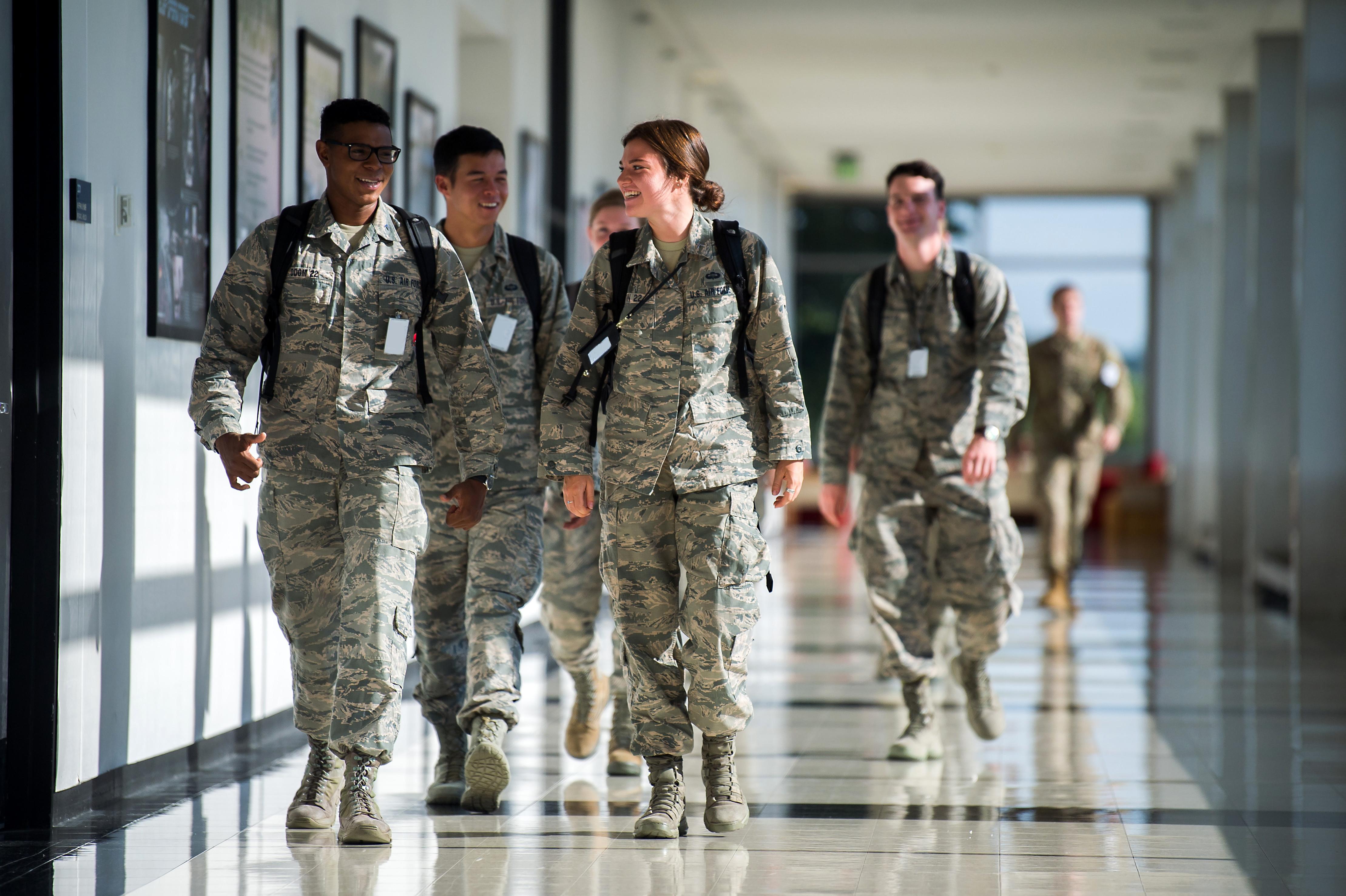 Air Force Academy awarded accreditation until 2028-2029 > U S  Air