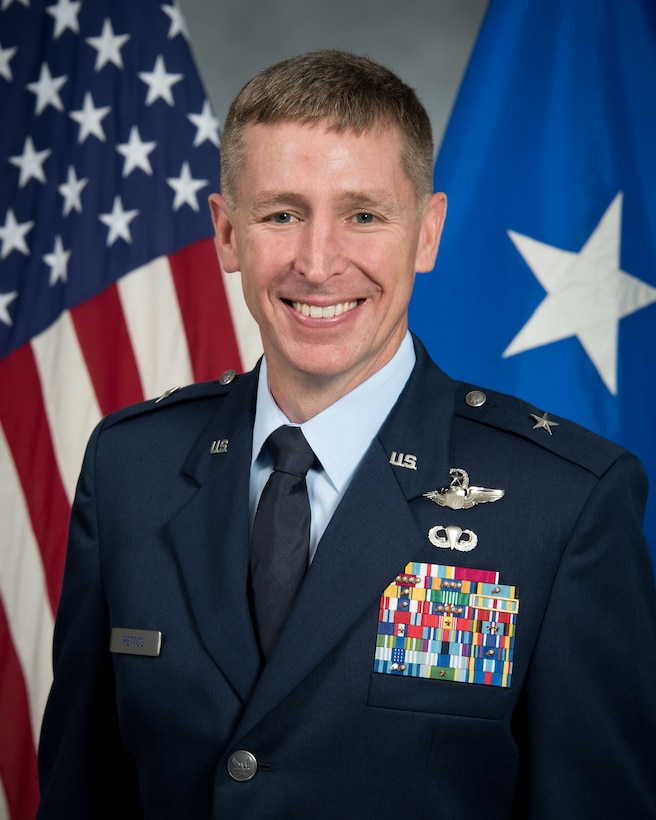 Brig. Gen. Evan Pettus is the Commandant, Air Command and Staff College, Maxwell Air Force Base, Alabama.