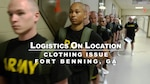 The Clothing Initial Issue Point at Fort Benning, Georgia,  provides soldiers with top-notch clothing and textiles.