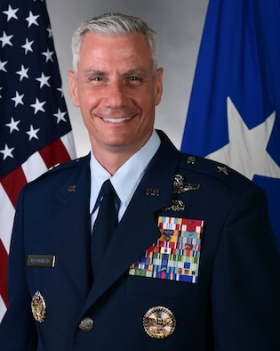 Brig. Gen. Keith MacDonald (U.S. Air National Guard photo by Erica Flores)