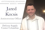 Antiterrorism Awareness Officer Jared Kocsis