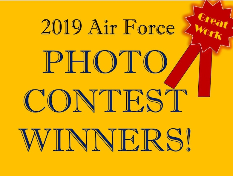 2019 Air Force Photo Contest Winners