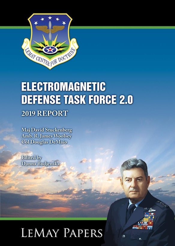 Cover - Electromagnetic Defense Task Force 2.0—2019 Report