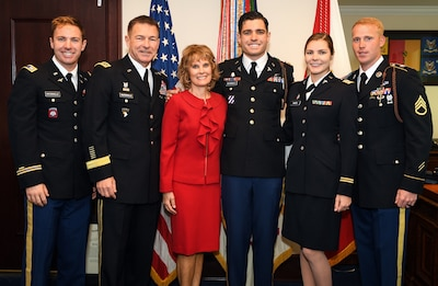 New Army chief of staff: Taking care of people key to