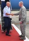 Hanscom welcomes commander, AF Space Command