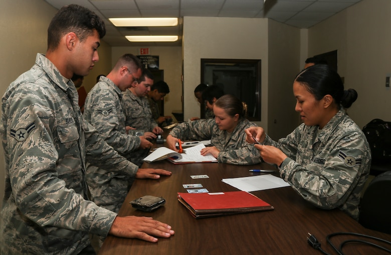 7th LRS, 317th AW complete readiness exercise training