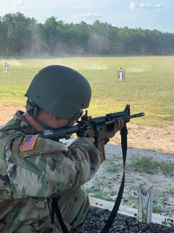 Preparing for new Army rifle qualification