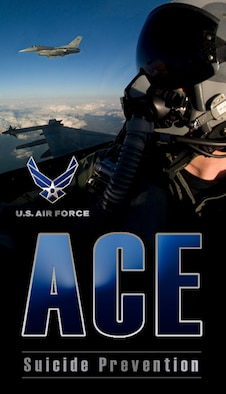 Suicide Prevention: Air Force Ace Suicide Prevention Card (U.S. Air Force graphic)