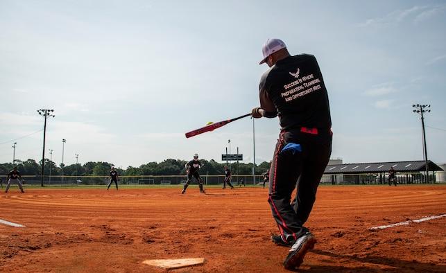 AF softball team