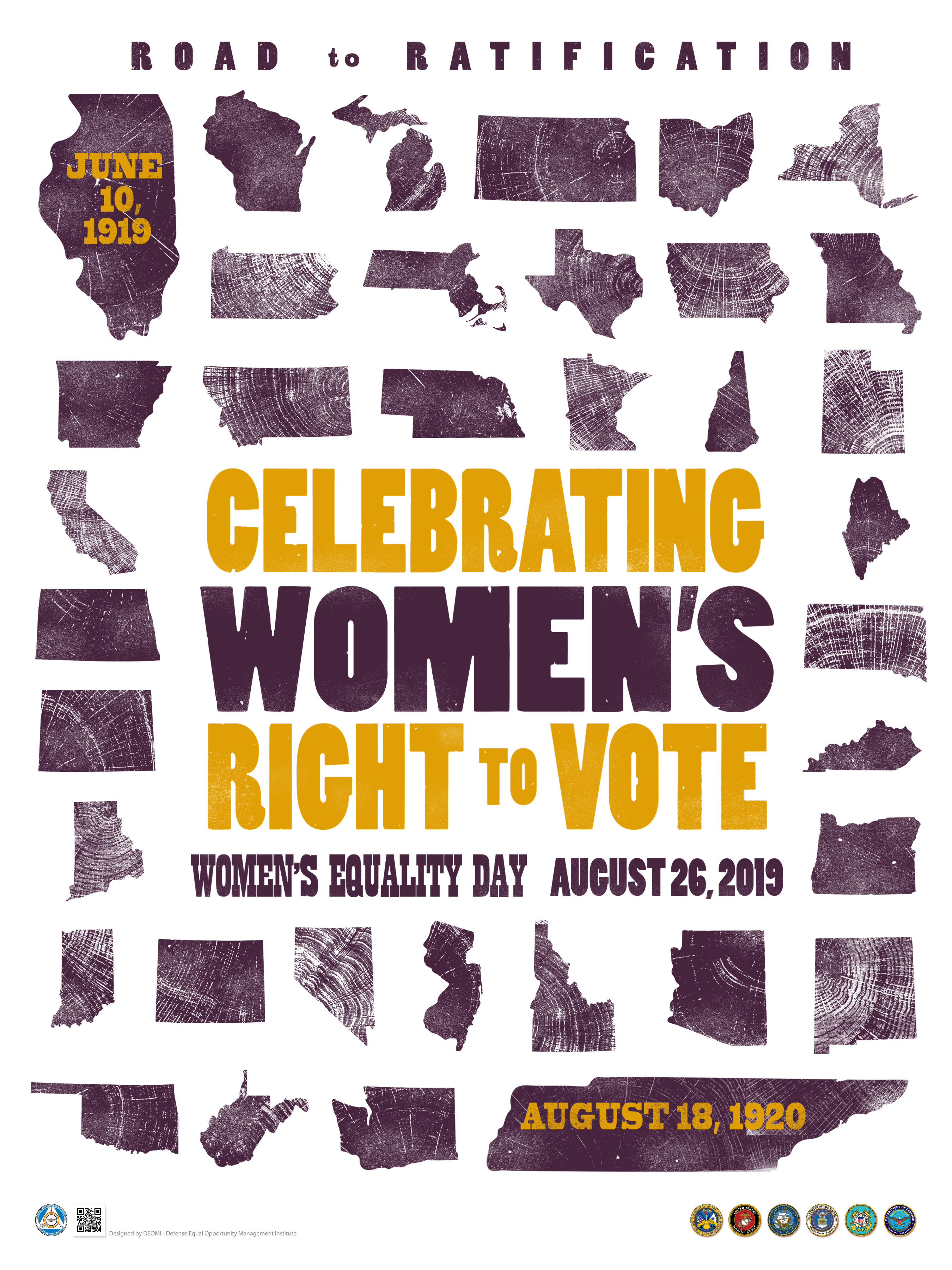 Gunfighter reflects on Women's Equality Day > Mountain Home