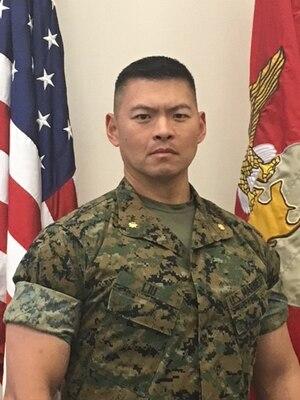 Commanding Officer, Headquarters Battery, 3rd Battalion, 14th Marine Regiment