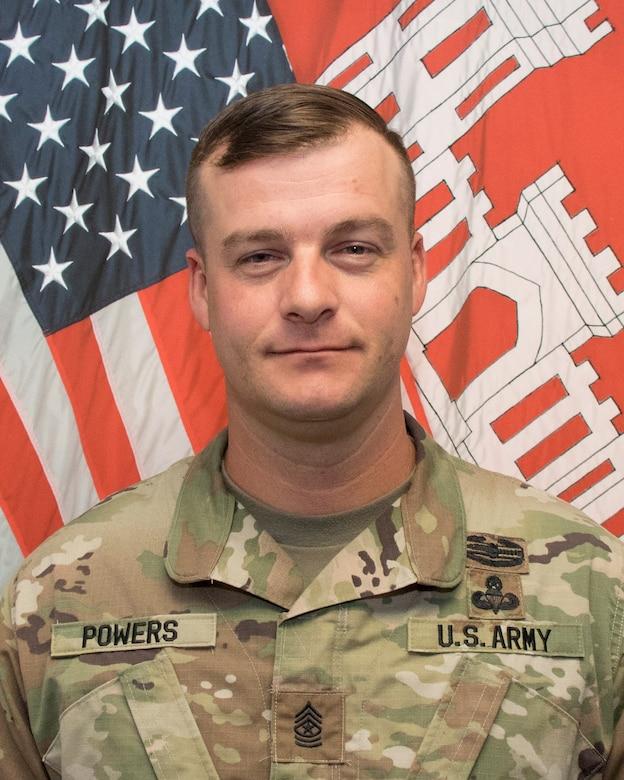 Sergeant Major Afghanistan District