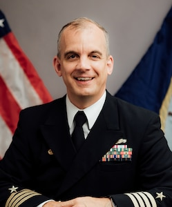 Capt. Nathan A. Schneider, Executive Officer, Supervisor of Shipbuilding, Conversion and Repair (SUPSHIP) Gulf Coast (SSGC)