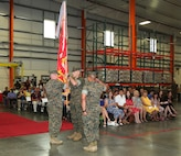 Blount Island Command Welcomes New Commanding Officer During Ceremony