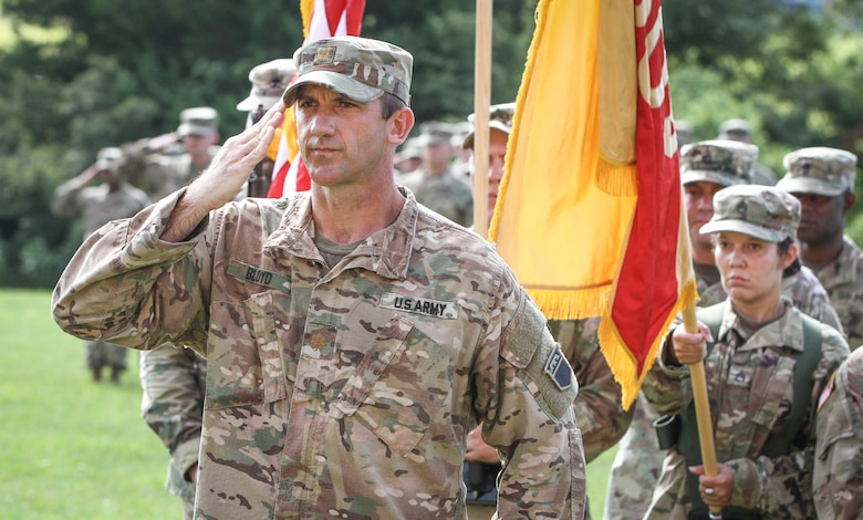 Missouri Reserve Unit Changes Commanders