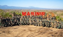 U.S. and Indonesian Marines Begin Bilateral Military Training Exchange