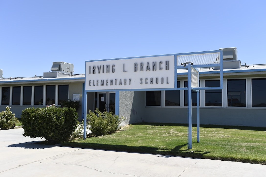 Summer vacation is quickly coming to an end as Team Edwards gears up for the Aug. 19 return to school at Branch Elementary and Desert Junior-Senior High School. (U.S. Air Force photo by Dawn Waldman)
