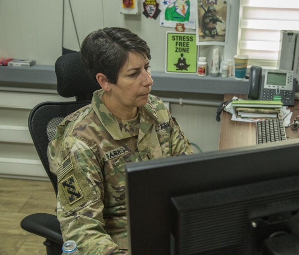 Owasso soldier logs miles and memories in Iraq
