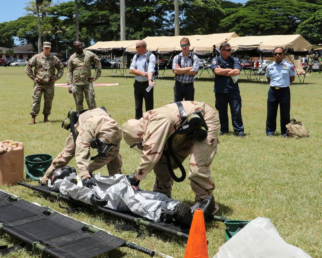 Indo-Pacific Community Comes together for USARPAC Protection Symposium