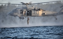U.S., Allied Forces Launch Explosive Ordnance Disposal Exercise Hydracrab