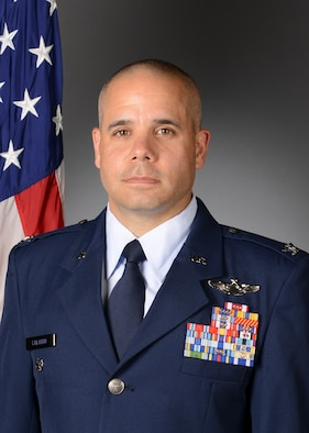 Alaska Air National Guard Col. Matthew Calabro is the vice commander of 176th Wing.