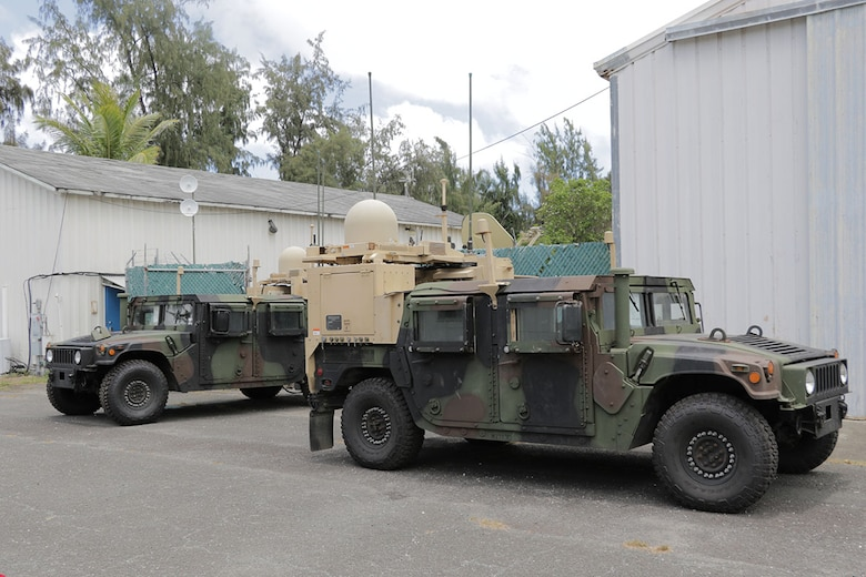 Mobile communication system brings networks to the tactical edge