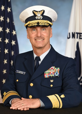 Photo of Rear Admiral David Dermanelian