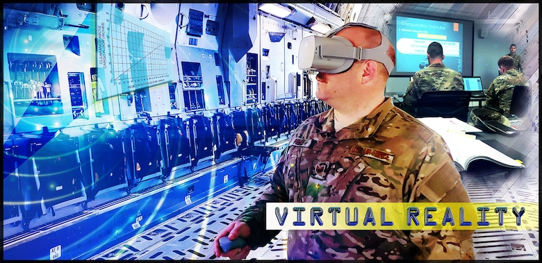 Virtual reality training started with a vision