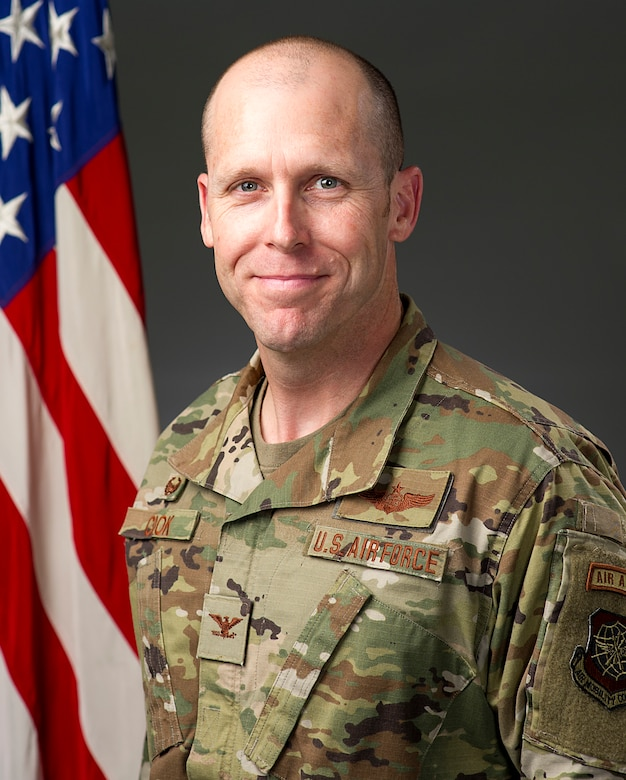 Col. Daniel Cook, 621st Air Mobility Advisory Group commander, wants all Airmen to know they matter and shares a vulnerable moment in his life when he contemplated suicide. (Courtesy Photo)