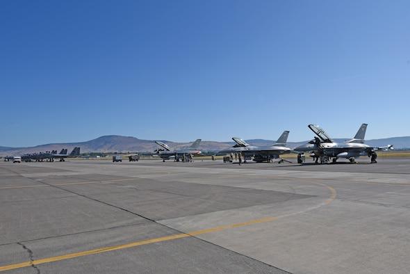 Luke AFB F16s