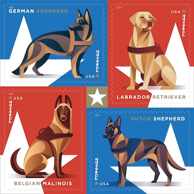 MWD forever stamp